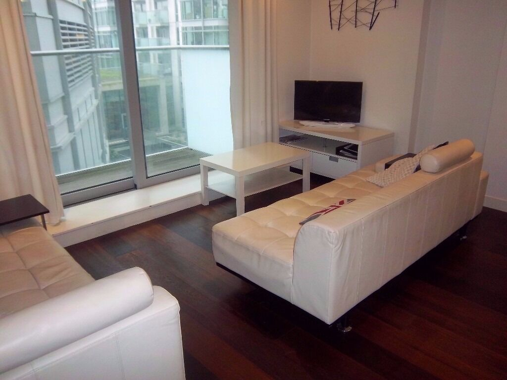 1 Bed apartment, Pan Peninsula, CANARY WHARF E14