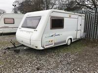 Fleurette Tamaris Pop Top Lightweight 2 Berth Caravan