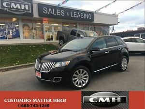 2013 Lincoln MKX AWD NAV PANO-ROOF CAM THX *CERTIFIED*