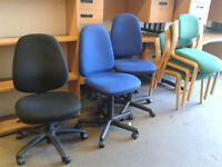 Office chair (delivery available)