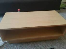 Coffee table and TV unit