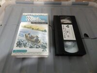 The Wind in the Willows on VHS.