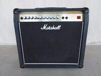 Marshall AVT50 advanced valvestate technology 50w combo amp £80.00.