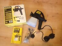 Paint Spray Gun, made by McKeller, £18.00