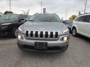 2016 Jeep Cherokee North | 4X4 | ONE OWNER | BLUETOOTH London Ontario image 2
