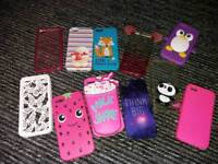 iPhone 5 cases the lot £10 Upton