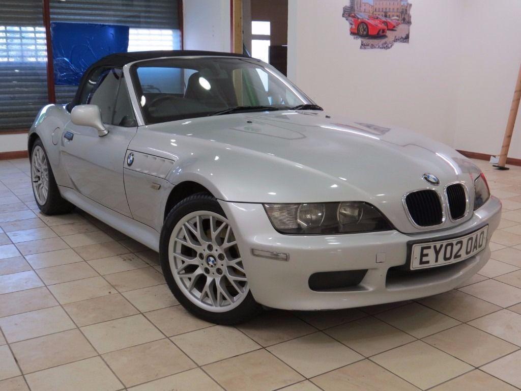 2002 BMW Z3 SPORT ROASTER / SERVICE HISTORY / ELECTRIC
