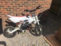 M2r 140cc pitbike