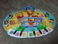 Toddler dance mat