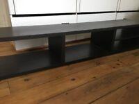 IKEA TV STAND - dark brown