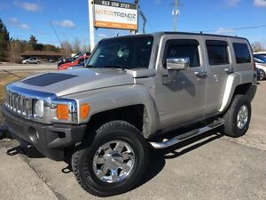 2006 Hummer H3 SUV Base Safetied , Leather, Roof, Loaded!