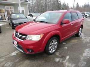 2015 Dodge Journey R/T AWD, NAVIGATION 7 PASSENGER!