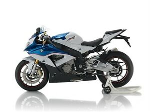 2016 bmw S1000RR Light White / Lupin Blue Metallic / Rac...