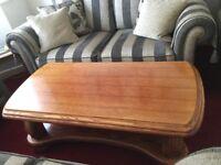 Hardwood Oak Coffee table