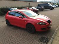 Seat Leon tfsi 2.0 turbo sport. Spares or repair