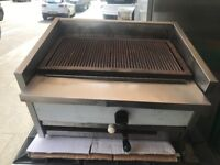CATERING COMMERCIAL KITCHEN EQUIPMENT GAS CHARCOAL BBQ SHOP GRILL CAFE KEBAB RESTAURANT SHOP
