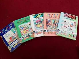1950s / 1960s Noddy children's books