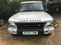 2004 Land Rover Discovery Automatic (Face Lift Modal)