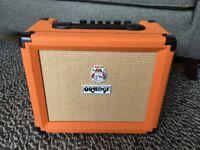 Orange practice amp