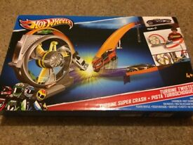 Hot Wheels Turbine Twister.