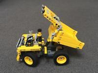 Lego Set 42035 - Technic Mining Truck and Bulldozer