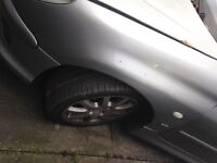 Peugeot 206 parts windscreen 1.6 hdi bumper wing driver passenger door headlight window wheel spar