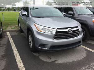 2015 Toyota Highlander LE*CAMERA DE RECULE*BLUETOOTH*V6*AWD*