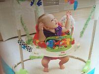 Baby Bouncer Rainforest Jumperoo