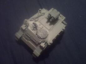 warhammer 40000 space marine razorback tank