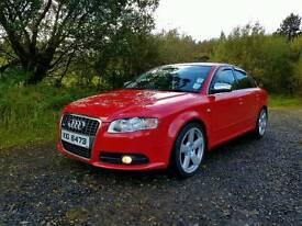 Audi a4 s line (full MOT) MUST GO