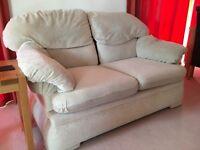 Luxury two seater sofa