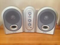 Philips speakers with standard 3.5mm jack input