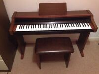 Rodgers Classic Upright Keyboard and Stool