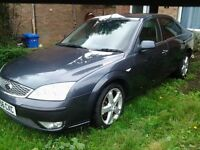 Ford mondeo spares or repair