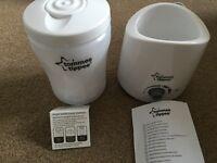 Brand new Tommee tippee travel steriliser and bottle warmer