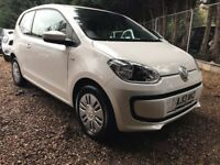 Volkswagen UP! 1.0 Move Up Hatchback 3dr£3,995 p/x welcome FREE 1 YEAR PRTS&LBR WARRANTY