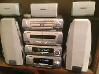 Technics perfect function with remote control only collect for more info please call 07469691666