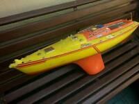 3 FOOT Model yacht hull