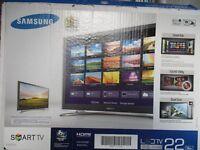 "Samsung 22"" H5600 Series 5 Smart Full HD LED TV (still boxed)"