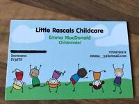Childminder in Kinmylies