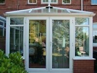 conservatory for sale in good condition,buyer to dismantle/ take away on 29/30 oct reduced to £200