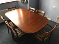 Table & Chairs.