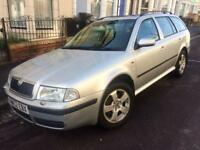 4x4 turbo Skoda Octavia 1.8 Estate
