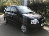 HYUNDAI AMICA 1.1 2008/08 5 DOOR HATCHBACK LOW MILES AND GREAT MPG