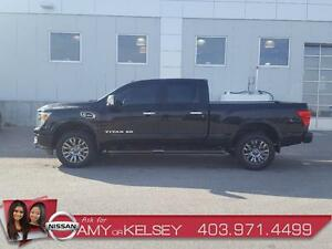 2016 Nissan Titan XD Platinum Reserve **MANAGERS DEMO**