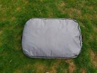 Large waterproof dog bed 90 x 60