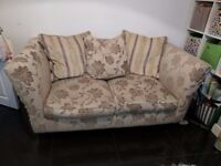 FURNITURE Village sofa free to a good Home.