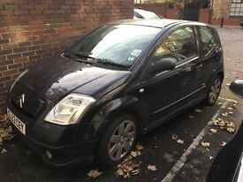 CITROEN C2 2004 FOR SALE. GOOD CONDITION, BROKEN FAN BELT