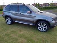 "BMW X5 3.0d SPORT LCI LONG MOT SATNAV/TV 20"" LE MANS WHEELS SPORT LEATHER INTERIOR"