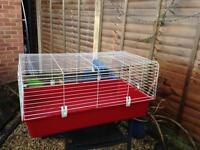 Indoor animal cage